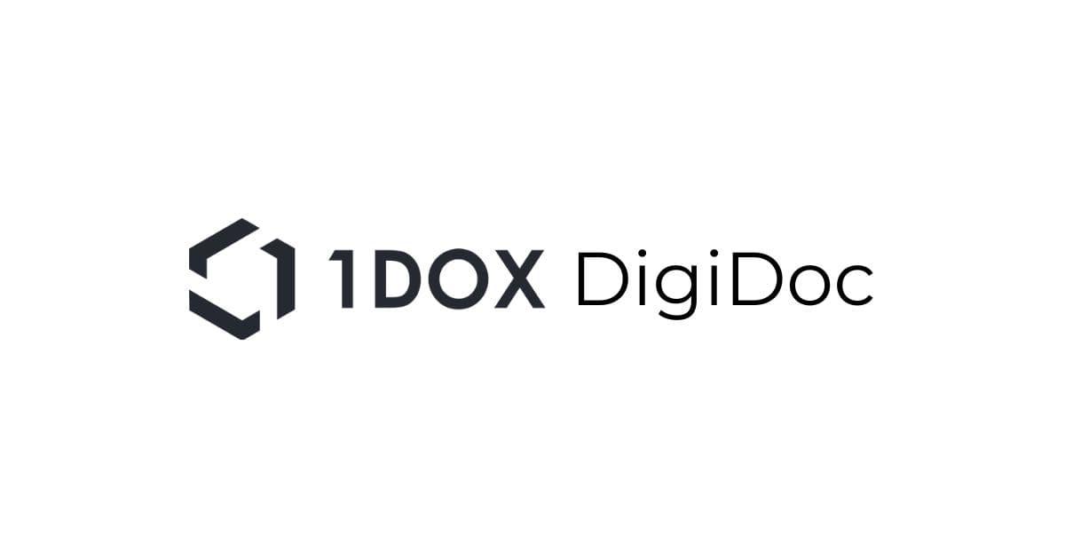1dox-digidoc-digital-signing