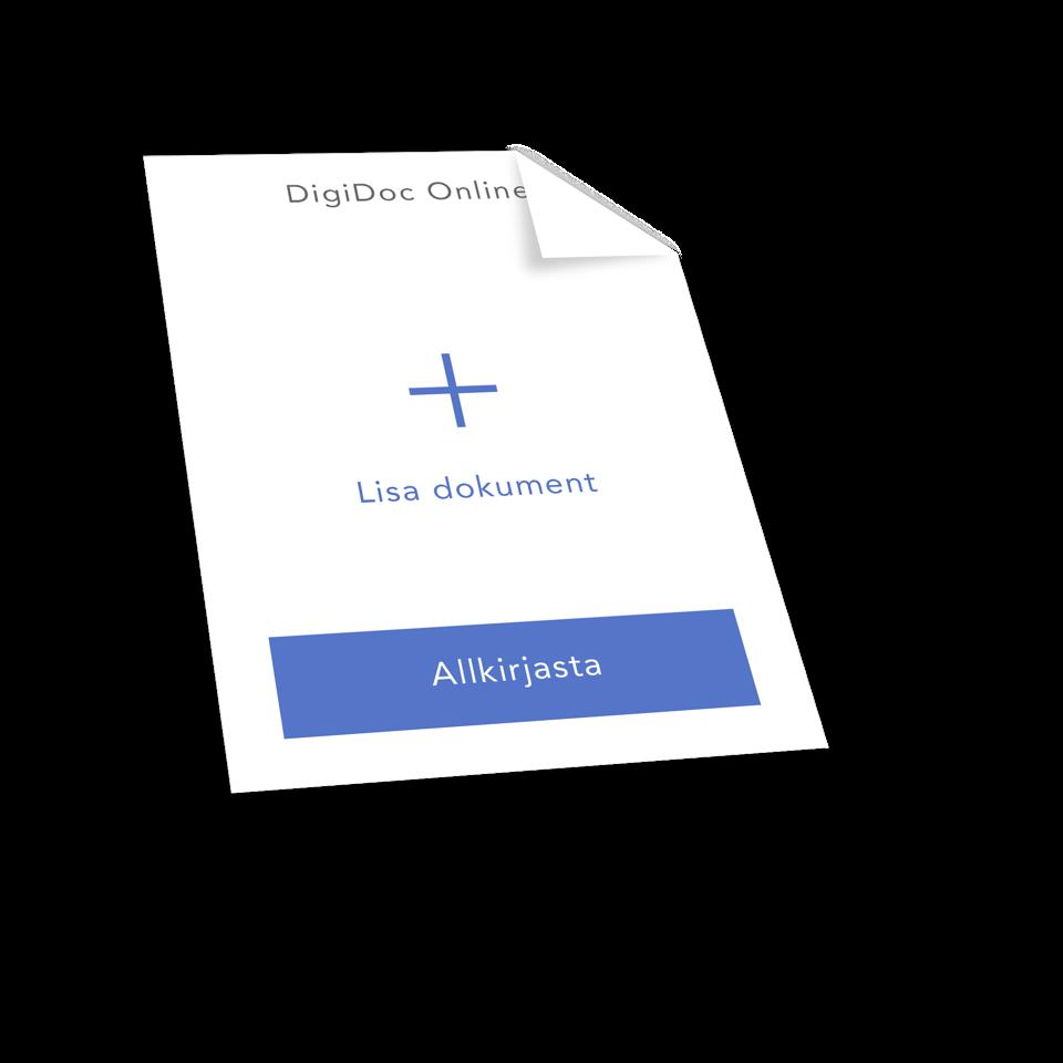 digiallkirjastamine-digidoc-online